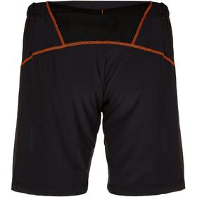 OMM M's Pace Shorts Black/Orange
